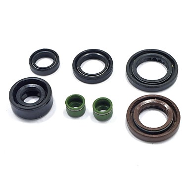yx150 yinxiang 160cc motor smuss pit sykkel olje tetning reparasjon kit distribusjon timing erstatning