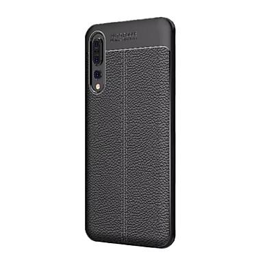 tok Για Huawei Huawei P20 Pro Εξαιρετικά λεπτή Πίσω Κάλυμμα Μονόχρωμο Μαλακή TPU