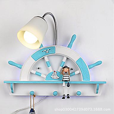 Πρωτότυπο Φωτιστικά Τοίχου με Εικόνα Υπνοδωμάτιο / Δωμάτειο Μελέτης / Γραφείο Μέταλλο Wall Light 220-240 V 40 W / E27