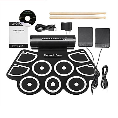 Κρουστά W760 Μουσική / USB Πλαστικά / Silica Gel