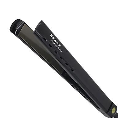voordelige Haarverzorging-Factory OEM Rechte en Vlakke Ijzers voor Mannen & Vrouwen 110-240 V Handheld Design / Licht en comfortabel / Curler & straightener