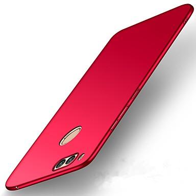 tok Για Huawei P10 Plus / P10 Lite / P10 Εξαιρετικά λεπτή Πίσω Κάλυμμα Μονόχρωμο Σκληρή Πλαστική ύλη