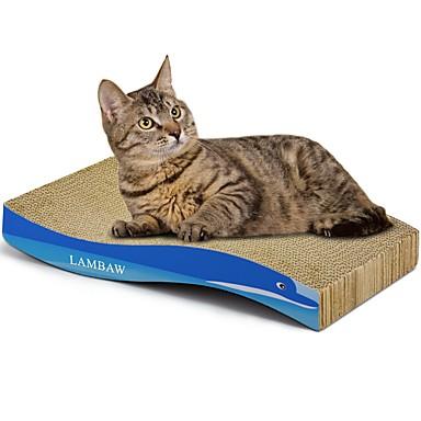 preiswerte Katzenhygiene & Weltkarten zum Auskratzen-Kratz & Ritz Kunst Papier & Papierhandwerk Mehrfarbig Kratzbaum Hilft beim Abnehmen Katzenminze Pappe Papier Für Katze Katzenspielsachen