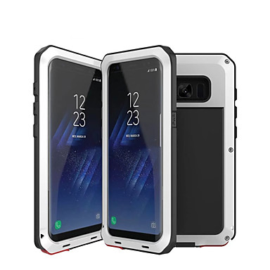 ade6d30b033ab Coque Pour Samsung Galaxy S9 Plus   S9 Imperméable   Antichoc   Armure Coque  Intégrale Armure Dur Métal pour S9   S9 Plus   S8 Plus de 6591616 2019 à   24.99