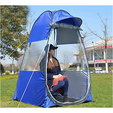 1 Person Mypod Sports Pod Outdoor Rain Waterproof Quick Dry Single Layered Automatic Dome Camping Tent 1500 2000 Mm For Fishing Beach Hiking