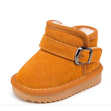 Αγορίστικα Παπούτσια Γούνα Φθινόπωρο Χειμώνας Μπότες Χιονιού Ανατομικό  Μπότες Μποτίνια για Causal Μαύρο Ροδακινί Κάμελ 6621666 2019 –  26.99 3756f81ad67