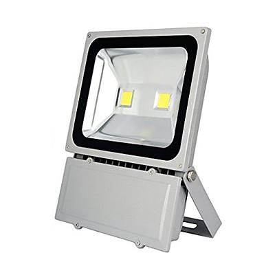 1pc 100 W LED-lyskastere Vanntett / Dekorativ Kjølig hvit 85-265 V Utendørsbelysning 2 LED perler