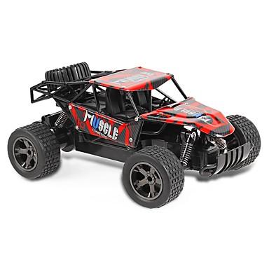 رخيصةأون بوغي و شاحنة-RC سيارة UJ99 2.4G على الطريق / تسلق الصخور السيارات / قبالة الطريق سيارة 1:20 فرشاة كهربائية 20 km/h