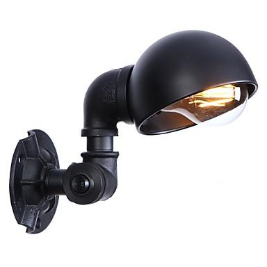Mini Style LED / Ρετρό / Βίντατζ Λαμπτήρες τοίχου Σαλόνι / Δωμάτειο Μελέτης / Γραφείο / Καταστήματα / Καφετέριες Μέταλλο Wall Light