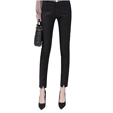 6636981 Un 2018 Básico Grandes Mujer Tallas Traje Pantalones Color C0H4aqw