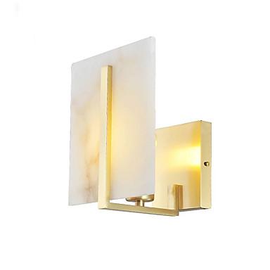 QIHengZhaoMing Øyebeskyttelse LED / Moderne / Nutidig Vegglamper Stue / Leserom / Kontor Glass Vegglampe 110-120V / 220-240V 12 W / E12 / E14