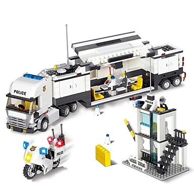 Τουβλάκια Κατασκευασμένα Παιχνίδια Εκπαιδευτικό παιχνίδι 511 pcs συμβατό Legoing Θέα στην πόλη Πανέμορφος Αγορίστικα Κοριτσίστικα Παιχνίδια Δώρο