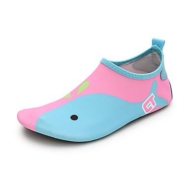 Hombre Zapatos Espándex Verano Confort Zapatos de taco bajo y Slip-On Azul Real 4AZxiimNVb