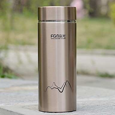 62cc18766e2 Drinkware Stainless Steel Vacuum Cup Portable / Heat Retaining 1 pcs  6623901 2019 – $25.91