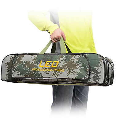 preiswerte Fishing Bags1-Tasche für die Angelausrüstung Angelkasten Wasserdicht 3 Tabletts Segeltuch 22cm*20 cm