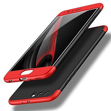 tok Για Huawei P10 / Huawei P9 Plus / Huawei P9 Lite Εξαιρετικά λεπτή Πλήρης Θήκη Μονόχρωμο Σκληρή PC