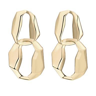 Γυναικεία Κουμπωτά Σκουλαρίκια κυρίες Ροκ Γκόθικ Σκουλαρίκια Κοσμήματα Χρυσό / Ασημί Για Πρωτοχρονιά Μπαρ