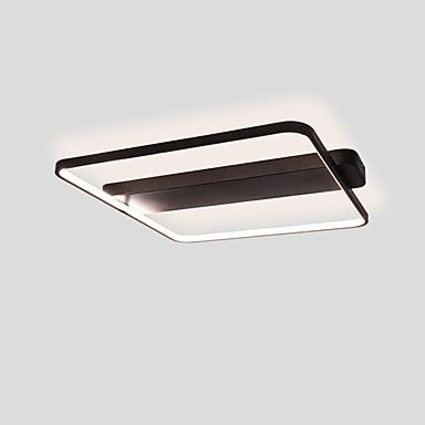 106 04 36w Geometric Square Modern Style Simplicity Led Ceiling Lamp Flush Mount Living Room Light Fixture