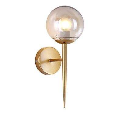 Mini Stil Land / Traditionel / Klassisk Vegglamper Stue / Soverom / Leserom / Kontor Metall Vegglampe 110-120V / 220-240V 60W