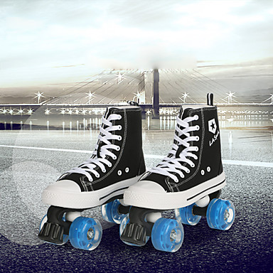cheap Scooters, Skateboarding & Rollers-All Roller Skates Adults' Lightweight Black, Blushing Pink Outdoor Exercise