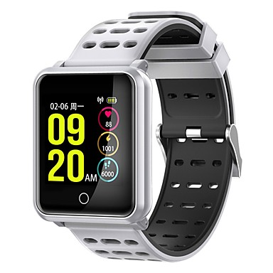 tf1 unisex smartwatch android ios bluetooth bluetooth 4 0. Black Bedroom Furniture Sets. Home Design Ideas