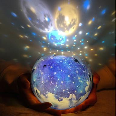 preiswerte DIY Spielzeug-LT.Squishies LED - Beleuchtung Projektionslicht Romantik Galaktischer Sternenhimmel Schein Hochwertiger ABS-Kunststoff Kinder Jungen Mädchen Spielzeuge Geschenk