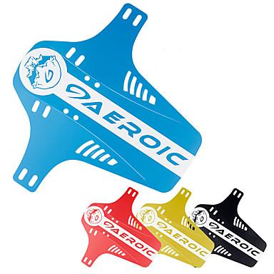 preiswerte Fahrradschutzbleche-Bike Fenders Rennrad / Geländerad Kunststoff - 2 pcs Schwarz / Rot / Blau