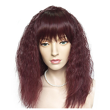 Coupe degrade cheveux long frises
