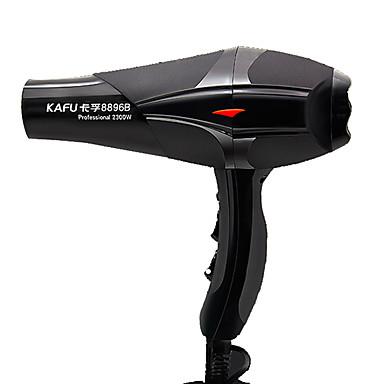 Factory OEM Στεγνωτήρες μαλλιών για Άνδρες και Γυναίκες 220 V Χαμηλού Θορύβου / Κανονισμός ταχύτητας ανέμου / Καμπύλη & ίσιωμα