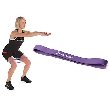 KYLINSPORT Motståndsband för träning Gummi Atletisk träning Styrketräning Chins Sjukgymnastik Yoga Pilates Fitness För Hem Kontor