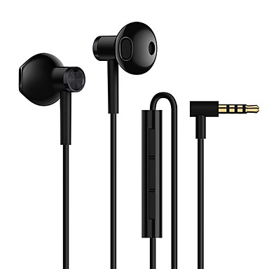 Xiaomi Ακουστικό Ενσύρματη Ακουστικά Κεφαλής Δυναμικός Πλαστική ύλη Κινητό Τηλέφωνο Ακουστικά Ακουστικά