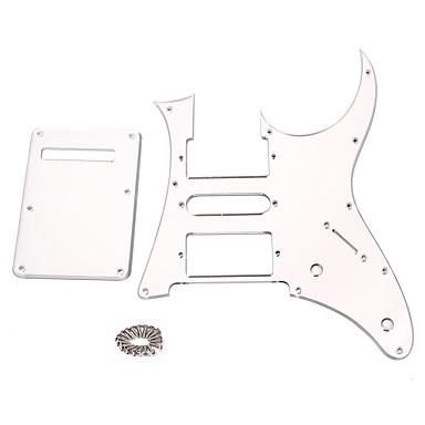 Ηλεκτρικό κιθάρα αξεσουάρ arylic Pickguard Ηλεκτρική κιθάρα Μουσικό όργανο αξεσουάρ 29.2*21.8*0.54 cm