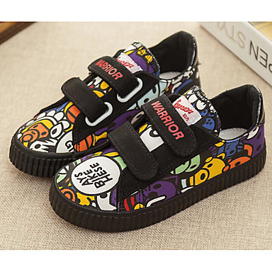 4d50b4f64 Boys' / Girls' Shoes Canvas Spring / Fall Comfort Sneakers for Black / Dark  Blue 6611486 2019 – $16.99