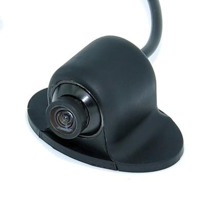 levne Auto Elektronika-informace ccd hd auto fotoaparát přední / boční / levý / pravý / zadní pohled fotoaparát 360 stupňů rotace univerzální auto reverzní parkovací kamera