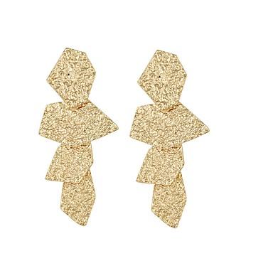 Γυναικεία Κουμπωτά Σκουλαρίκια Μοντέρνο κυρίες Κλασσικό Μποέμ Μπόχο Σκουλαρίκια Κοσμήματα Χρυσό / Ασημί Για Πάρτι / Βράδυ Μασκάρεμα