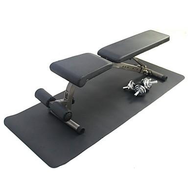 Fitness Matte Yogamatte isopor Foldbar Fitness, Løping & Yoga Yoga & Danse Sko Beskyttende Yoga & Danse Sko Trening & Fitness Til