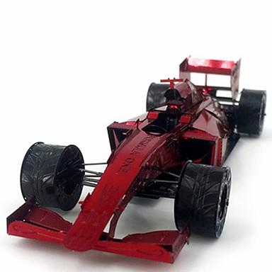 levne 3D puzzle-3D puzzle kreativita Focus Toy Ruční výroba Automobily úprava stání Oyuncak Formule 1 Dárek
