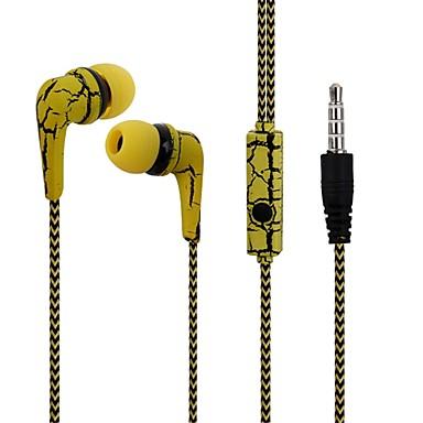 3B01LS21A Ενσύρματο ραδιοφωνικό ακουστικό Cablu Κινητό Τηλέφωνο Μηδενικό