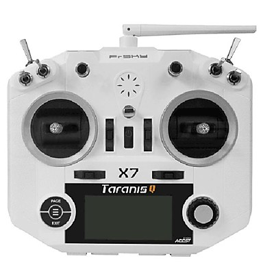 cheap RC Parts & Accessories-FLYSKY ACCST Taranis Q X7 1pc Transmitter / Remote Controller Drones Drones