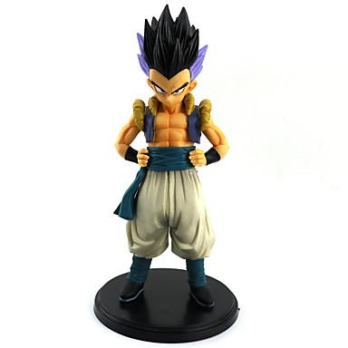 Anime Action Figurer Inspirert av Dragon Ball Son Goku PVC 22cm CM Modell Leker Dukke
