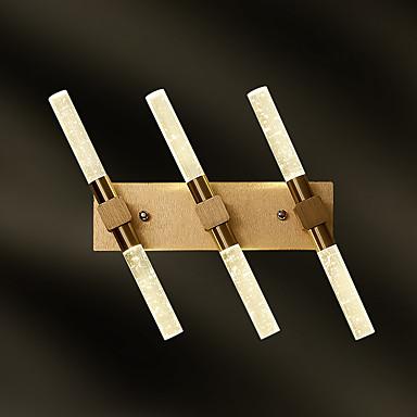 QINGMING® Krystall / Mini Stil LED / Moderne / Nutidig Vegglamper Stue / Soverom / butikker / cafeer Metall Vegglampe 110-120V / 220-240V