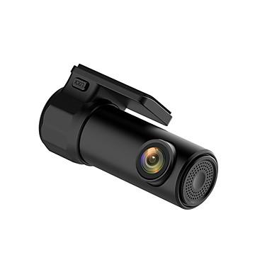 billige Bil-DVR-S600 HD 1280 x 720 / 1080p Nattsyn Bil DVR 170 grader Bred vinkel Ingen Screen (output av APP) Dash Cam med Night Vision / Parkeringsmodus / Bevegelsessensor Nei Bilopptaker / Loop-opptak