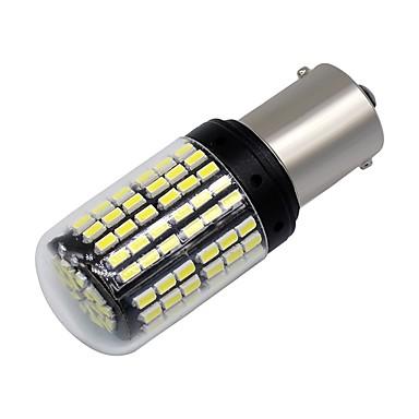 povoljno Motori i quadovi-SO.K 2pcs 1156 Motor / Automobil Žarulje 6 W SMD 3014 600 lm 144 LED Dnevna svjetla / Žmigavac svjetlo / Motor For Univerzális Sve godine
