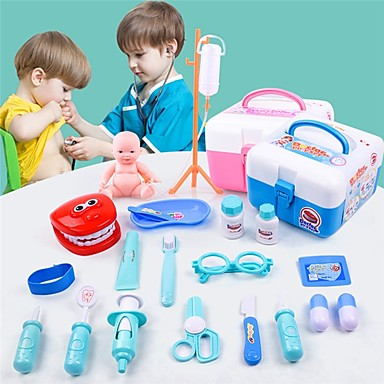 [$17 33] Pretend Professions & Role Playing Tank Parent-Child Interaction  Doctor Preschool Boys' Girls' Toy Gift