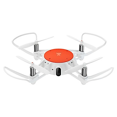 RC Drone Xiaomi Mitu Mini RC Drone BNF 4CH 6 Axis 2.4G With HD Camera 2.0MP 720P RC Quadcopter FPV / Headless Mode / 360°Rolling RC Quadcopter / 1 USB Cable Lead / 1 Battery For Drone