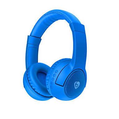 cheap Headphones & Earphones-T-108B Over-ear Headphone Wireless with Microphone with Volume Control Comfy for Travel Entertainment