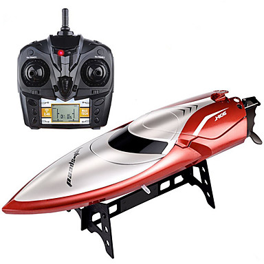 preiswerte RC Boote-RC Boot H106 Kunststoff 4 pcs Kanäle 28 km/h KM / H