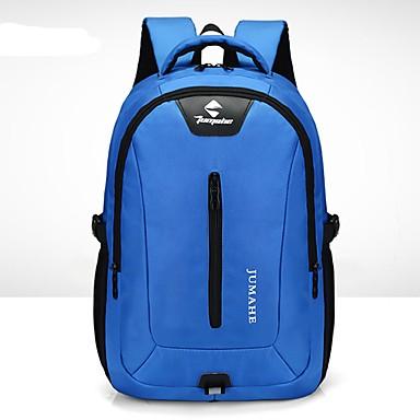 billige Utvalgte tilbud-polyester Geometrisk Sportsbag Glidelås Geometrisk Blå / Svart / Fuksia