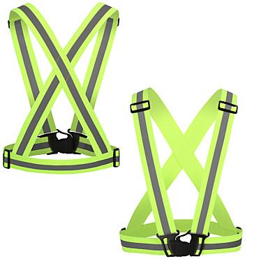 preiswerte Reflektierende Kleidung und Accessoires-2pcs Tragbar / Leicht Andere für Radsport / Laufen