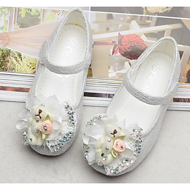 Girls Shoes Tulle Spring Comfort Flower Girl Shoes Flats For